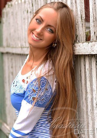 Russian Woman Looking